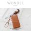 กระเป๋าสตางค์ผู้หญิง รุ่น WONDER สีชมพู thumbnail 17