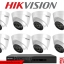 HIKVISION (( Camera set 8 )) DS-2CE56D0T-IT3 x 8 DS-7208HQHI-F2/N x 1 thumbnail 1