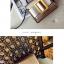 กระเป๋าหนังพรีเมี่ยม PU ทรง boyy bags (Brown) thumbnail 11