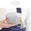 กระเป๋าสตางค์ ใส่เหรียญ รุ่น CUBE สีม่วง thumbnail 20