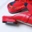 รองเท้าหนังแกะ Kelly style RED thumbnail 9