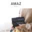 กระเป๋าสตางค์ผู้หญิง ขนาดกลาง รุ่น AMAZ สีเงิน thumbnail 10