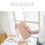กระเป๋าสตางค์ผู้หญิง รุ่น WONDER สีชมพู thumbnail 2