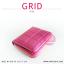 กระเป๋าสตางค์ผู้หญิง GRID สีเขียวเข้ม thumbnail 15