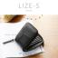 กระเป๋าสตางค์ผู้หญิง LIZE-S สีเขียว thumbnail 6