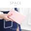 กระเป๋าสตางค์ผู้หญิง ทรงถุง รุ่น SPACE สีฟ้า thumbnail 15