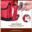 TP12058 กระเป๋าเก็บสัมภาระคุณแม่ ใช้ได้ทั้งเป็นเเบบหิ้วและสะพายเป้ ลายจุด สีแดง thumbnail 5