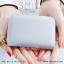 กระเป๋าใส่บัตร เอนกประสงค์ รุ่น SMILE สีเทา thumbnail 2