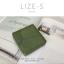 กระเป๋าสตางค์ผู้หญิง LIZE-S สีเขียว thumbnail 1