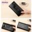 กระเป๋าสตางค์หนังวัว รุ่น Balenciaga (Black) thumbnail 3