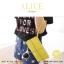 กระเป๋าสตางค์ผู้หญิง ทรงถุง กระเป๋าคลัทช์ สีชมพู รุ่น ALICE thumbnail 19
