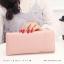 กระเป๋าสตางค์ผู้หญิง รุ่น LETTER สีชมพู thumbnail 12