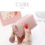 กระเป๋าสตางค์ ใส่เหรียญ รุ่น CUBE สีม่วง thumbnail 9