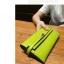 กระเป๋าสตางค์หนังวัว (เขียวมะนาว) thumbnail 1