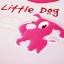 หุ้มเบาะ Little Dog (ชมพู) thumbnail 2