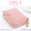 กระเป๋าใส่บัตร เอนกประสงค์ รุ่น SMILE สีเทา thumbnail 16
