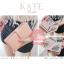 กระเป๋าสตางค์ผู้หญิง รุ่น KATE สีชมพู ใบยาว thumbnail 1
