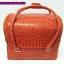 กระเป๋าเครื่องสำอางค์ Series C (Orange) thumbnail 2