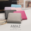 กระเป๋าสตางค์ผู้หญิง แบบบาง รุ่น AMAZ SlimII สีชมพู thumbnail 7