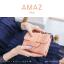 กระเป๋าสตางค์ผู้หญิง ขนาดกลาง รุ่น AMAZ สีม่วง thumbnail 31