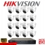 HIKVISION (( Camera set 16 )) DS-2CE56D0T-IT3 x 16 DS-7216HQHI-F2/N x 1 thumbnail 1