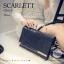 กระเป๋าคลัชท์ผู้หญิง รุ่น SCARLETT สีทอง thumbnail 18