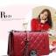 กระเป๋าหนัง แกะแท้ ELEGANG (RED) thumbnail 2