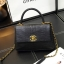 กระเป๋าหนัง PU รุ่น Coco Linchy (Black) thumbnail 1