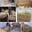 TP21049 (WD6) เตียงไม้สีเเบจ (สีไม้) มีลิ้นชักเก็บของ ปรับเป็นโต๊ะได้ thumbnail 5