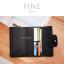 กระเป๋าสตางค์ผู้หญิง FINE สีเขียว thumbnail 15