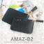 กระเป๋าสตางค์ผู้หญิง ทรงถุง รุ่น AMAZ-B2-L สีชมพูเข้ม thumbnail 9