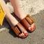 รองเท้าหนัง boyy (Brown) thumbnail 3