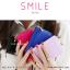กระเป๋าใส่บัตร เอนกประสงค์ รุ่น SMILE สีเทา thumbnail 18