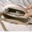 กระเป๋าหนังวัวแท้ Fendi Gray (21x17x12cm) thumbnail 20