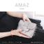 กระเป๋าสตางค์ผู้หญิง ขนาดกลาง รุ่น AMAZ สีม่วง thumbnail 38
