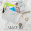กระเป๋าสตางค์ผู้หญิง ทรงถุง รุ่น AMAZ-B2-L สีชมพูเข้ม thumbnail 13
