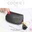 กระเป๋าสตางค์ ใส่เหรียญ รุ่น COOKIE I สีดำ thumbnail 3