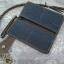 กระเป๋าหนังแท้ใส่แบงค์แฮนด์เมด A2 (มีชิ้นเดียว) thumbnail 3