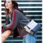 กระเป๋า chanel gabrielle bag size 20 (Black) หนังแกะ thumbnail 6