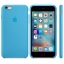 iPhone 6Plus,6SPlus Silicone Case -Blue , เคสซิลิโคน iPhone 6Plus,6SPlus - สีฟ้า thumbnail 3