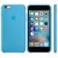 iPhone 6Plus,6SPlus Silicone Case -Blue , เคสซิลิโคน iPhone 6Plus,6SPlus - สีฟ้า thumbnail 3