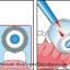 พร้อมส่ง ** STB 360do Toothbrush [BABY] แปรงสีฟัน 360 องศาจากญี่ปุ่น สำหรับทารกแรกเกิดถึง 3 ขวบ (0-3 ปี) thumbnail 3