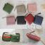 กระเป๋าสตางค์ผู้หญิง LIZE-S สีเขียว thumbnail 4