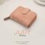 กระเป๋าสตางค์ผู้หญิง JUDY สีดำ thumbnail 14