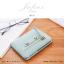 กระเป๋าสตางค์ผู้หญิง JULIUS Slim สีเขียวมิ้นท์ thumbnail 1