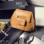 กระเป๋าสะพายข้างผู้หญิง รุ่น MILA สีน้ำตาล thumbnail 2