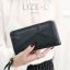 กระเป๋าสตางค์ผู้หญิง LIZE-L สีชมพู thumbnail 20