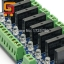 High Quality SainSmart 8 Channel 5V Solid State Relay Board Module OMRON SSR AVR DSP For Arduino thumbnail 3