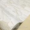 "Wallpaper Sticker วอลล์เปเปอร์แบบมีกาวในตัว ""ลายหินสีขาว"" หน้ากว้าง 1.22m ตัดขายตามความยาว เมตรละ 250 บาท"