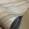 """Wallpaper Sticker วอลล์เปเปอร์แบบมีกาวในตัว """"หินอ่อนริ้วสีเทาอ่อน"""" หน้ากว้าง 1.22m ตัดขายตามความยาว เมตรละ 250 บาท"""